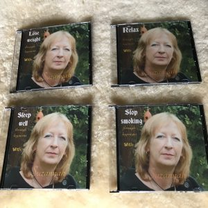 Hypnotherapy CD's